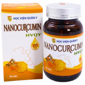thực phẩm chức năng nano curcumin được nhiều người tin dùng
